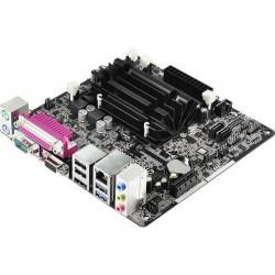 ASROCK MB Q1900B-ITX s integrovaným CPU quad celeron J1900 (2x DDR3 SOdimm, VGA+HDMI, SATA2, 5.1, GLAN, miniITX)