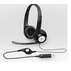 AKCE Náhl. sada Logitech Stereo USB Headset H390