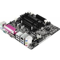 ASROCK MB D1800B-ITX s integrovaným CPU dual celeron J1800 (2x DDR3, VGA+DVI +HDMI, SATA2, 5.1, GLAN, mini ITX)