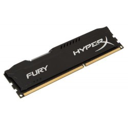 8GB DDR3-1866MHz Kingston HyperX Fury Black