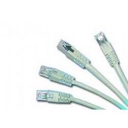GEMBIRD Eth Patch kabel CAT6 0,5m černý
