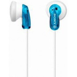 SONY sluchátka Fontopia MDR-E9LP modré