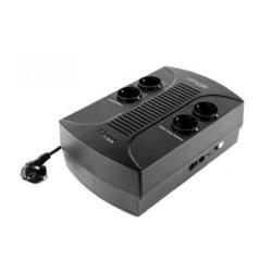 GEMBIRD záložní zdroj UPS EG-UPS-002 850VA AVR 4x běžná zásuvka