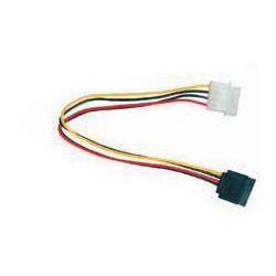 Kabel SATA napájecí 15cm 1x 5,25 na 1xSATA GEMBIRD