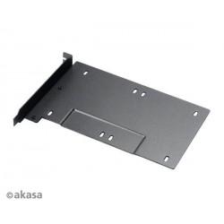 """AKASA 2.5"""" SSD/HDD montážní konzole pro PCI slot"""