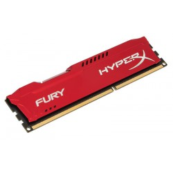 8GB DDR3-1600MHz Kingston HyperX Fury Red