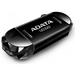 64GB ADATA UD320 USB 2.0 OTG černá