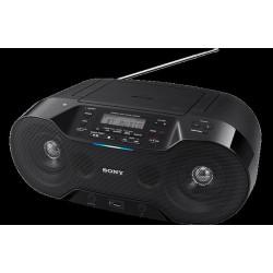 Sony mp3/CD přehrávač ZS-RS70BTB DAB/NFC/BT,černý