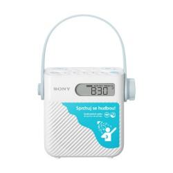Sony rádio ICF-S80 vhodné do sprchy
