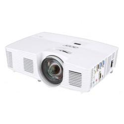 Acer DLP S1283Hne (ShortThrow) - 3100Lm, XGA, 13000:1, HDMI, VGA, USB, RJ45, repro. bílý