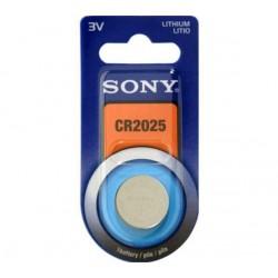 SONY Lithiová knoflíková baterie CR2025B1A, CR2025