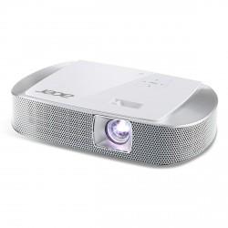 Acer DLP K137i - 700Lm, WXGA, 10000:1, HDMI, USB, MicroSD, repro. bílý