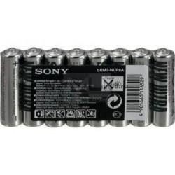 SONY Baterie tužkové SUM3NUP8A-EE, 8ks R6/AA