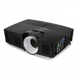Acer DLP P1287 - 4200Lm, XGA, 17000:1, HDMI, VGA, USB, repro. černý