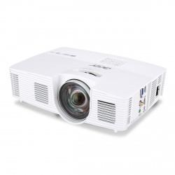 Acer DLP H6517ST (ShortThrow) - 3000Lm, FullHD, 10000:1, HDMI, VGA, USB, repro. bílý