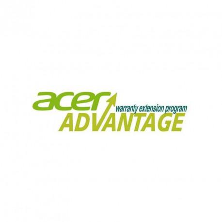 ACER prodloužení záruky na 4 roky CARRY IN, profess monitory BE/B6/B7/V6/CB/KA/BX/BM, elektronicky