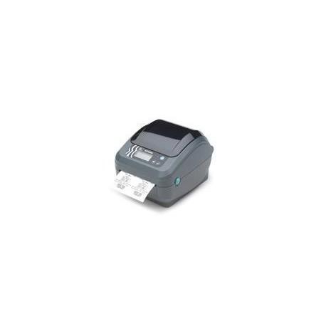 Zebra GX420d, direct termal, 203dpi,LAN