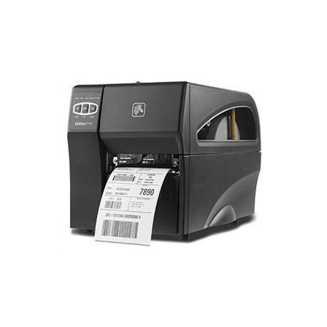 Zebra ZT220 TT 203dpi SERIAL USB (300m Rib. max)