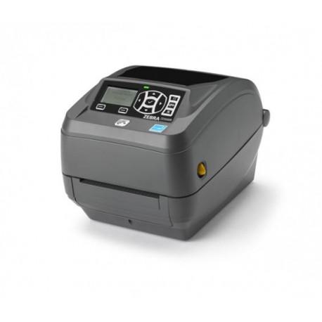 ZebraZD500,TT,203dpi,USB/RS232/LPT/WiFi,BT,PeelROW