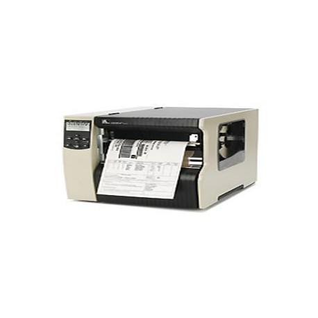 ZEBRA printer 220Xi4, 300dpi,PrintServer,Rewind