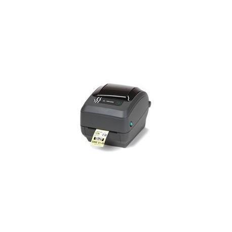 Zebra GK420t, termotransfer, 203dpi+printserver - AKCE