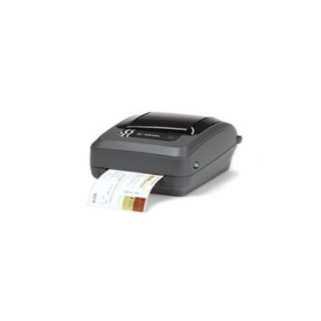 Zebra GX430t,termotransf.300dp+int.printsrvr