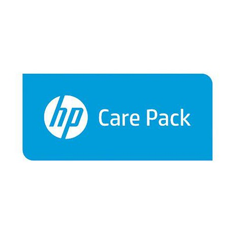 HP 5y NextBusDayExch ThinClient Only SVC