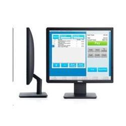 """17"""" LCD Dell E1715S 5:4 černý, 5ms, DP/VGA"""