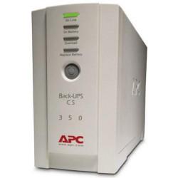 APC ups Back-UPS 350, 210W / 350VA, 230V