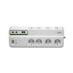 APC Performance SurgeArrest 8 outlets with Phone   Coax Protection 230V France
