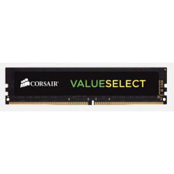 CORSAIR 8GB DDR3L 1600MHz VALUE SELECT PC3-12800 CL11-11-11-28 (1.35V)
