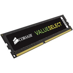 CORSAIR 4GB DDR4 2133MHz VALUE SELECT PC4-17000 CL15-15-15-36 1.2V XMP2.0