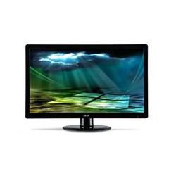 """24"""" LED Acer S240HLbid -Full HD,5ms, slim,DVI,HDMI"""