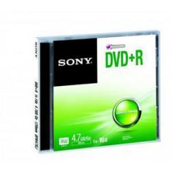 Média DVD+R SONY DPR-47 4.7GB 16x 1ks