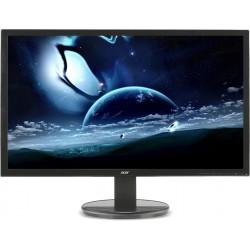 "21,5"" LCD Acer K222HQL - TN,FullHD,5ms,60Hz,200cd/m2, 100M:1,16:9,DVI,VGA"