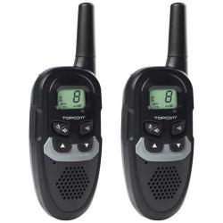 TOPCOM TwinTalker RC-6410 2x vysílačka (volné pásmo 446 MHz)