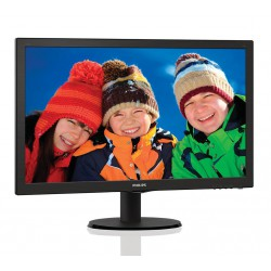 "24"" LED Philips 243V5LSB-FullHD, DVI"