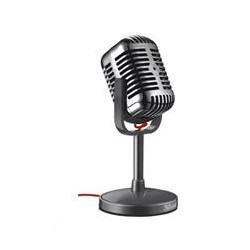 mikrofon TRUST Elvii Desktop Microphone