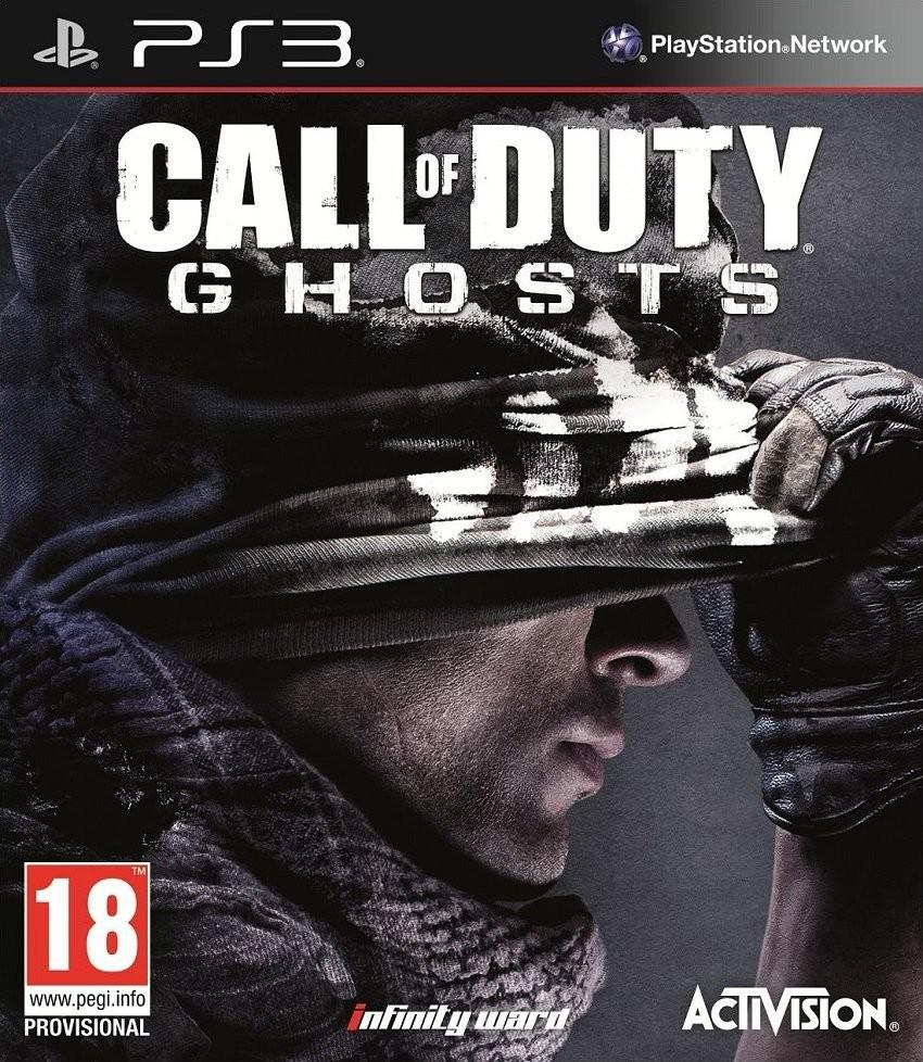 COMGAD PS3 - Call of Duty: Ghosts 5030917129179