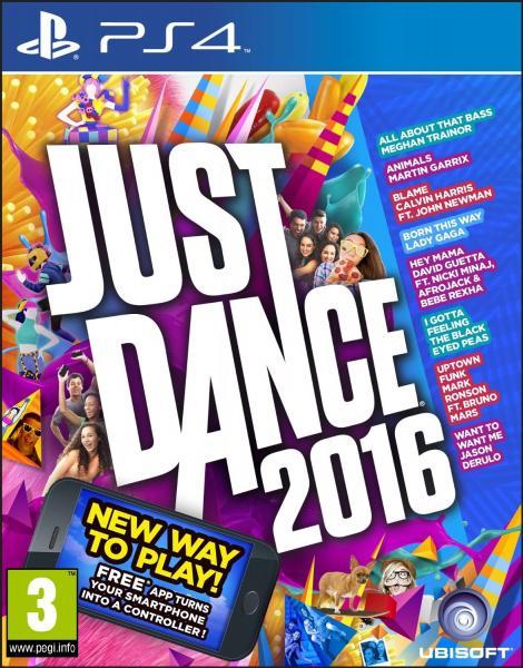UBI SOFT PS4 - Just Dance 2016 3307215897270