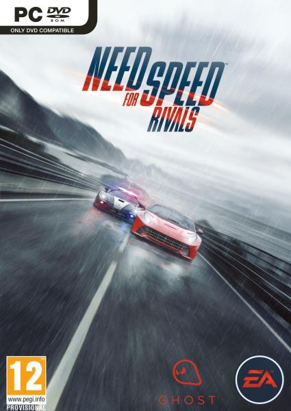 ELECTRONIC ARTS PC CD - Need for Speed Rivals 5030942112634
