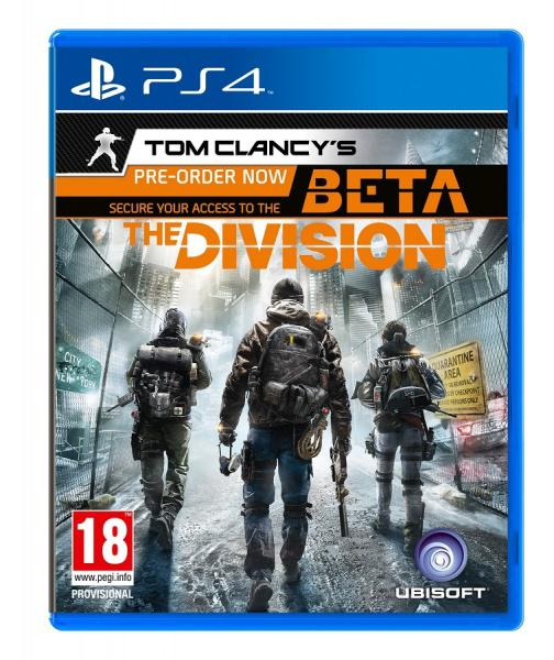 UBI SOFT PS4 - Tom Clancy's The Division 3307215804469