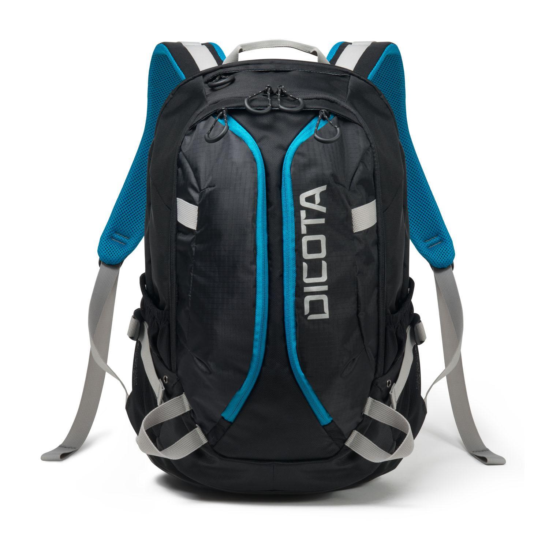 DICOTA Dicota Backpack Active XL 15-17.3 black/blue D31223