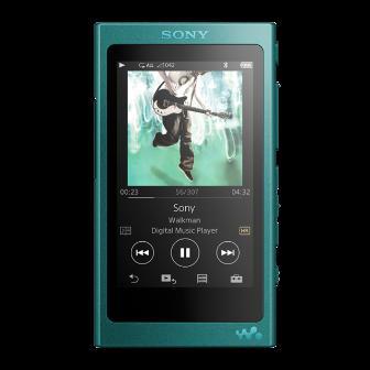 SONY Sony MP4 16GB NW-A35 modrý ,Hi-res NWA35L.CEW
