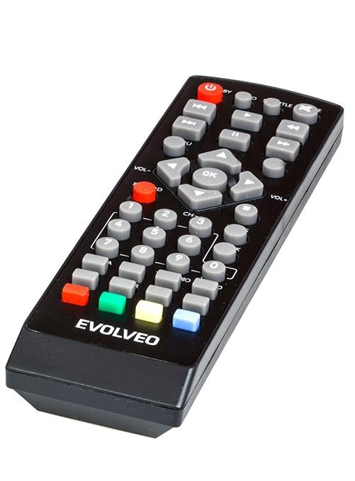EVOLVEO EVOLVEO dálkový ovladač pro Alpha HD REM 3050HD